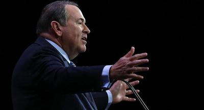 'I will not apologize and I will not recant,' Huckabee said during an appearance on Fox News' 'The Five'on Monday. | GETTY
