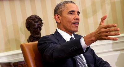 President Barack Obama's immigration actions were put on hold in February. | AP