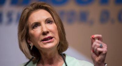 Carly Fiorina said that while the Republican Party has the best ideas, they fail when it comes to empathizing with Americans. | AP