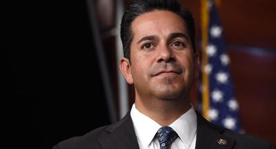 Rep. Ben Ray Luján is hiring 20 new staffers focused on research, communications and organizing to work in swing districts currently held by Republicans. | AP