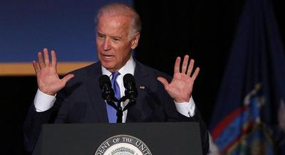 "Biden said he needed to figure out if he had the ""emotional fuel"" to go forward. 