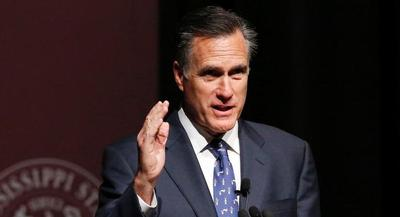 Mitt Romney has yet to endorse a candidate, and many of his top donors have yet to fully engage in the primary. | AP