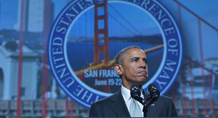 For the people who helped get Obama elected and worked for him once he did, there's something about San Francisco and its environs that just feels right. | GETTY