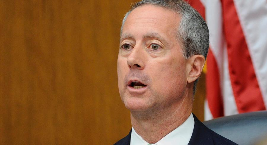 Thornberry's memo counters that the Defense Health Program had a surplus of $1 billion last year and that $3.7 billion of surplus health funds have been used to pay for reprogramming requests since 2011. | AP