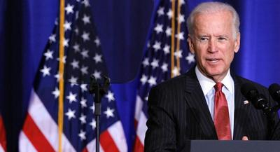 If Biden runs he will garner the media's attention in a way that other Democratic challengers like Bernie Sanders and Martin O'Malley haven't managed to do. | AP