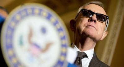 'I'm going to do everything I can,' Reid said in a recent interview. | AP