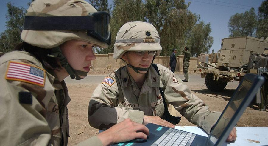 "Army officials have begun to ""refine"" their requirements for network gear, Perkins said. 