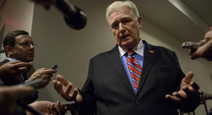Former Rep. Jim Moran is now spending his time as a senior legislative adviser. | GETTY