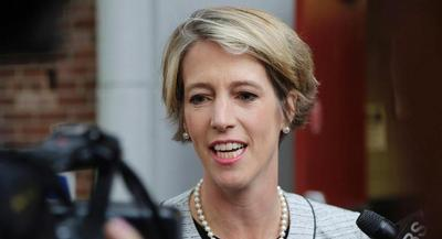 Zephyr Teachout, an associate professor of law at Fordham Law School, is a longtime transparency advocate. | AP