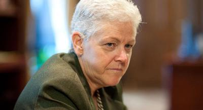 EPA Administrator Gina McCarthy insists that each aspect of the rule is on solid footing. | JOHN SHINKLE/POLITICO