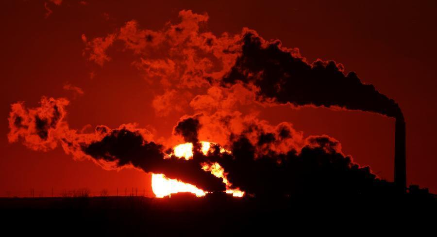 Scientists say deep, long-term emission cuts are still needed to avoid catastrophic global warming. | GETTY