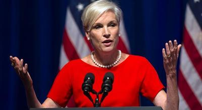 Planned Parenthood President Cecile Richards urged congressional leaders to show restraint in scrutinizing her organization. | AP