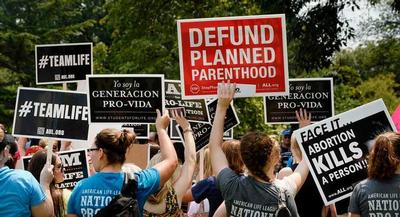 Planned Parenthood's denials that it sells fetal tissue for a profit, its pushback about distortion and misleading editing, have not tamped down the outrage. | GETTY