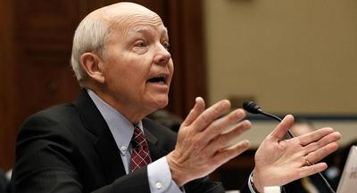 The Service on Demand initiative is John Koskinen's pet project to help taxpayers get the same type of service from the IRS they get from their financial institutions. | GETTY