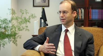 Jonathan Adelstein, a Democrat, served the FCC as a commissioner from 2002 to 2009. | AP