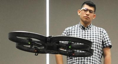 Google has taken a less public role than rivals like Amazon in pushing drones. | AP