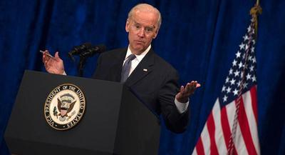 Vice President Joe Biden left the option open until the end of the summer. | AP