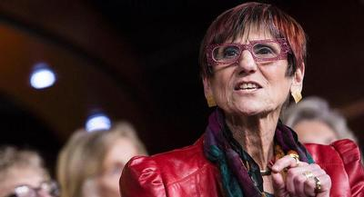 Senior members of the former senator's campaign have invited lawmakers to an informal meet-and-greet at the home of Rep. Rosa DeLauro. | GETTY