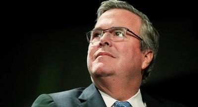 Jeb Bush on Wednesday was the most vocal he's been about considering a run for the White House in 2016. | GETTY