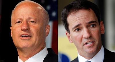 Big donor's involvement in the race has little to do with Mike Coffman or Andrew Romanoff. | AP