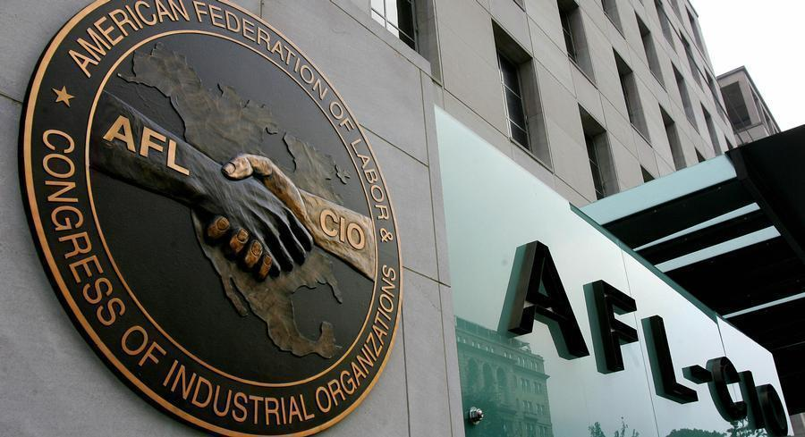 The AFL-CIO's moratorium on federal PAC contributions is not holding, with nearly 20 percent of its member unions defying it.   GETTY