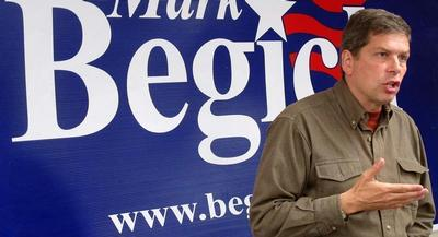 Begich is among a spate of ex-Democratic senators who are open to comeback bids. | AP