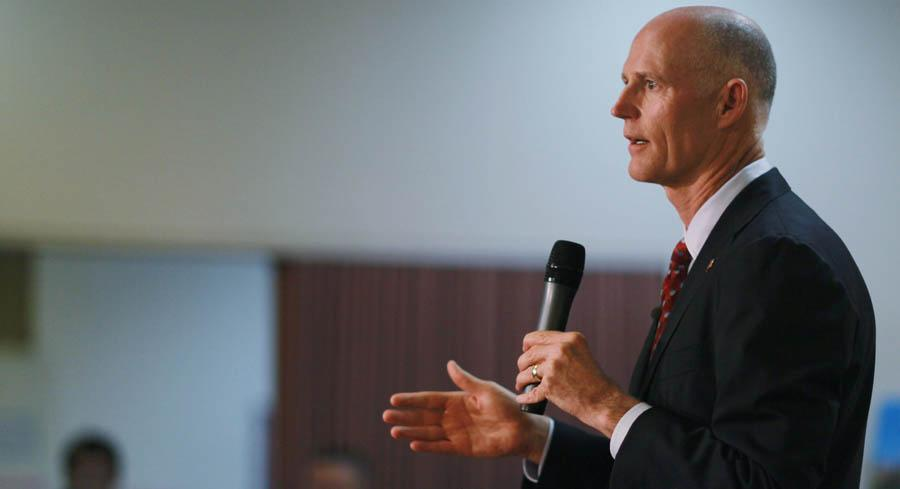 "Scott said he needs an answer on LIP ""right now"" as state leaders struggle to resolve a budget impasse. 