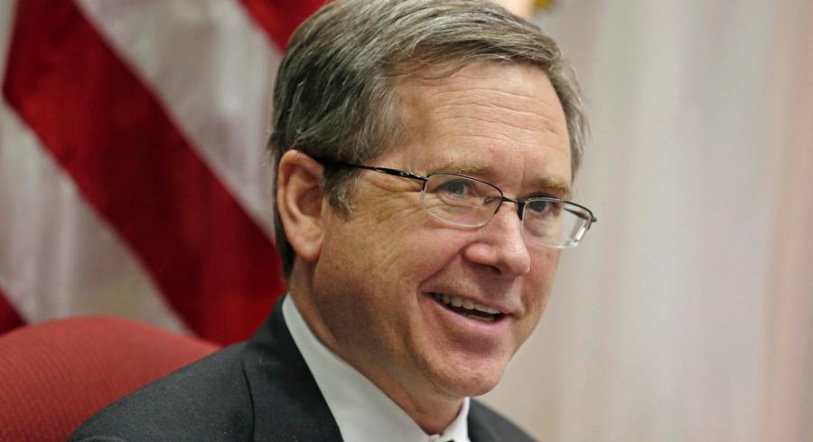No incumbent faces headwinds as stiff as Republican Sen. Mark Kirk. | AP