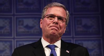 Bush can use his leadership PAC to contribute to other candidates or to pay his political staff and travel around the country. | GETTY