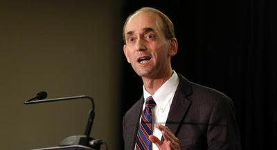 Tom Schweich's death put an immediate pause on the early campaigning. | AP