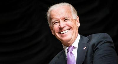 He's inclined to run, Biden's kept telling people privately, if he thinks he can really bring something to the race that Clinton isn't providing. | GETTY