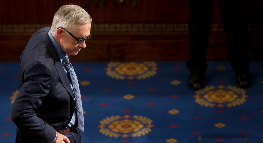 Reid's interest in energy policy wasn't an occasional dalliance. | AP