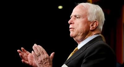 John McCain and other lawmakers have questioned which agency should control the program. | AP