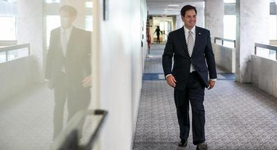 Sen. Marco Rubio has said that Obama didn't have a clear plan for Syria.   GETTY