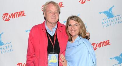 Chris Matthews had informed viewers about his wife Kathleen's probable bid back in March. | GETTY