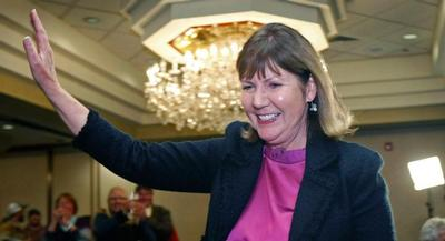 Republican consultants said they were puzzled that Kirkpatrick would announce her bid now when the court is expected to issue a ruling by the end of June.   GETTY
