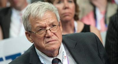 Dennis Hastert was the longest-serving Republican House speaker. | GETTY