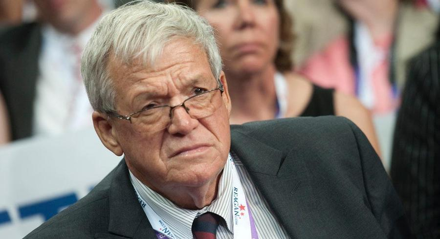 The individual who received the payments had known Hastert for most of that person's life, the indictment says. | AP