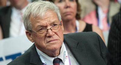 The individual who received the payments had known Hastert for most of that person's life, the indictment says.   AP