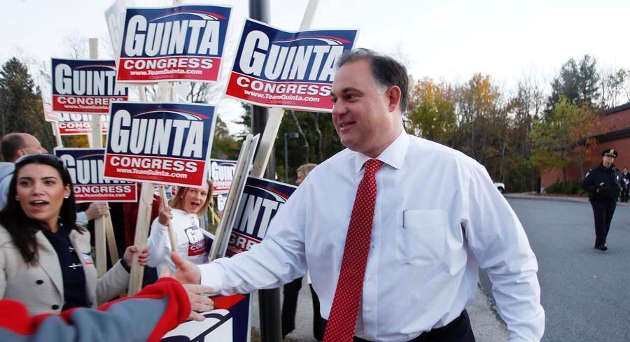 Guinta, a former mayor of Manchester who also served in the state House, still has allies in the state. | AP