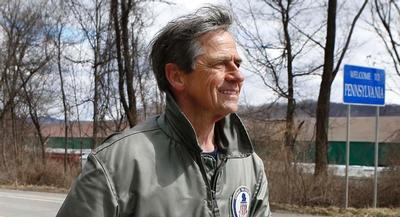 Joe Sestak is mounting a rematch against Pat Toomey in a race that's central to Democrats' hopes of retaking the Senate. And Democrats are nervous. | AP