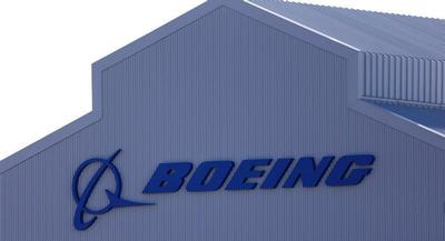 Boeing said on its website last year it hadn't given any corporate cash to outside political groups in 2012. | AP