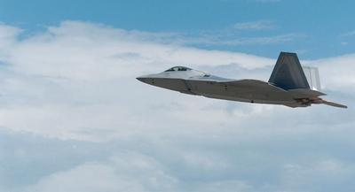The Air Force is ready to begin early work on a sixth-generation fighter that would someday replace its F-22 Raptor. | AP