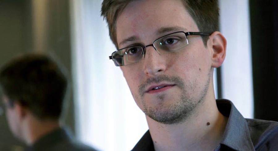 Edward Snowden is pictured. | AP