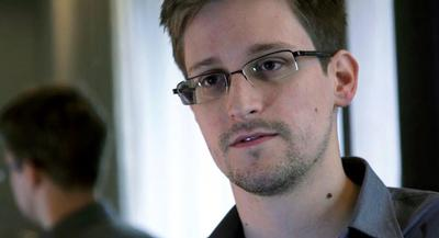 The firm's customer is not identified in public court papers but is believed to be Edward Snowden. | AP