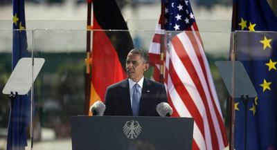 Germany cooperates closely with the USA and exchanges data on the basis of an arrangement concluded in 2002, shortly after the terror attacks in September 2001. | AP