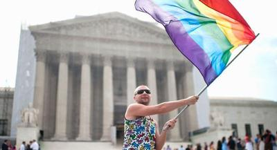 The pro-gay rights group American Unity PAC has decided its initial congressional targets to support this year. | JOHN SHINKLE/POLITICO