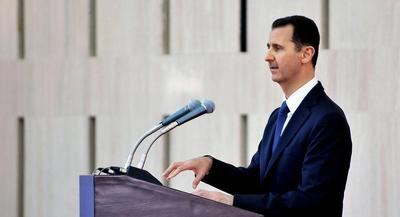 Assad said that ISIS, also known as ISIL, and Saudi Arabia share the same ideology and the same background. | AP