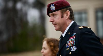 The former deputy commander of the storied 82nd Airborne Division, Brig. Gen. Jeffrey Sinclair could be sentenced to life in prison if found guilty. | AP