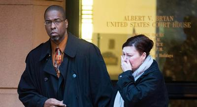 After a two-week trial in Alexandria, Va., the jury found Jeffrey Sterling guilty of nine felony counts related to the leak. | AP